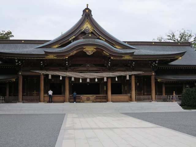 寒川神社初詣2020の屋台と混雑時間はいつまでか調査!