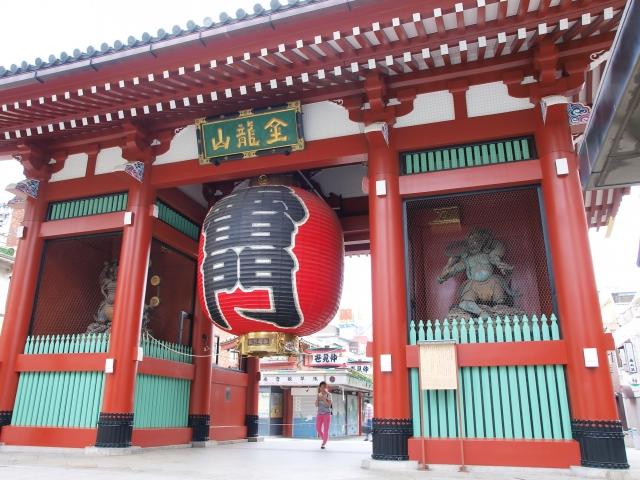 浅草寺初詣2020の待ち時間と混み具合はどれくらい?